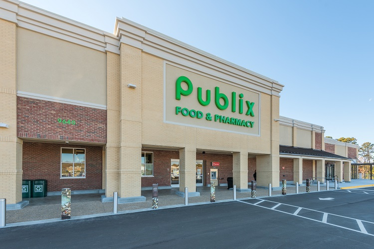 Publix at Leesville Market Place in Raleigh