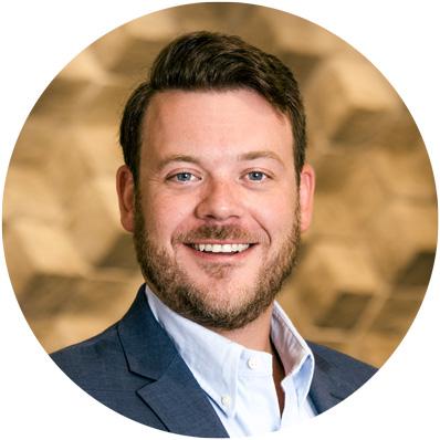 Commercial real estate leasing Caleb Adams