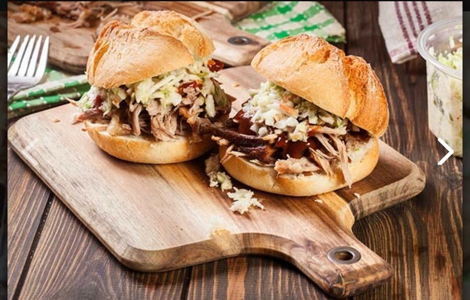 Crave BBQ Sandwich