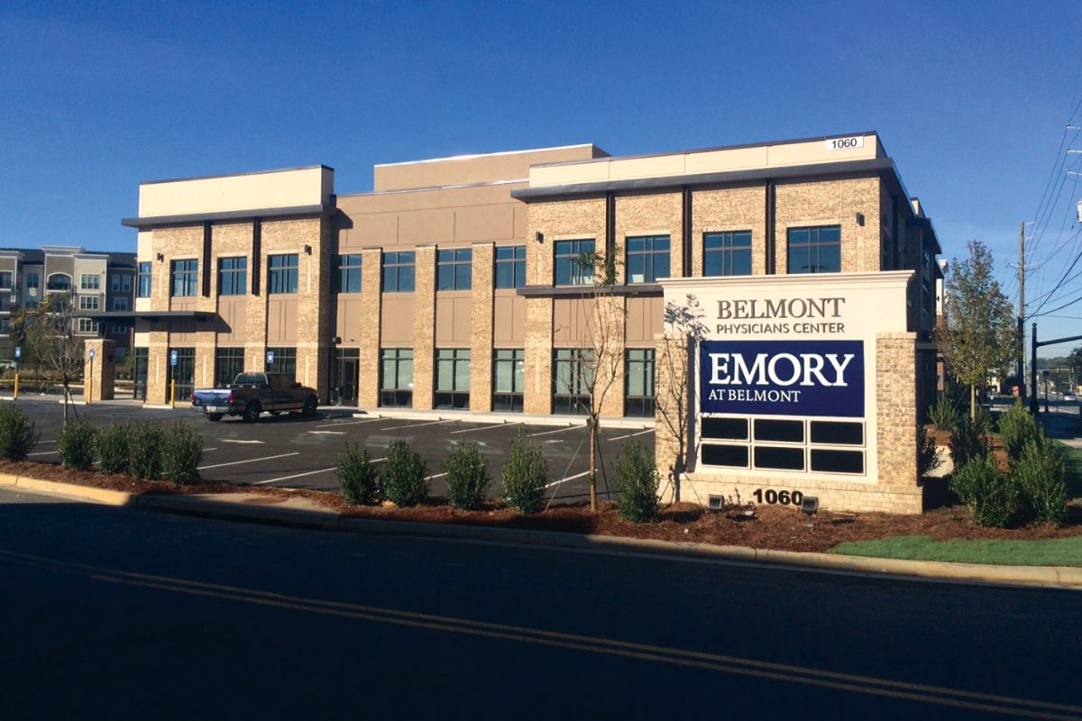 Emory at Belmont Physicians Center in Smyrna