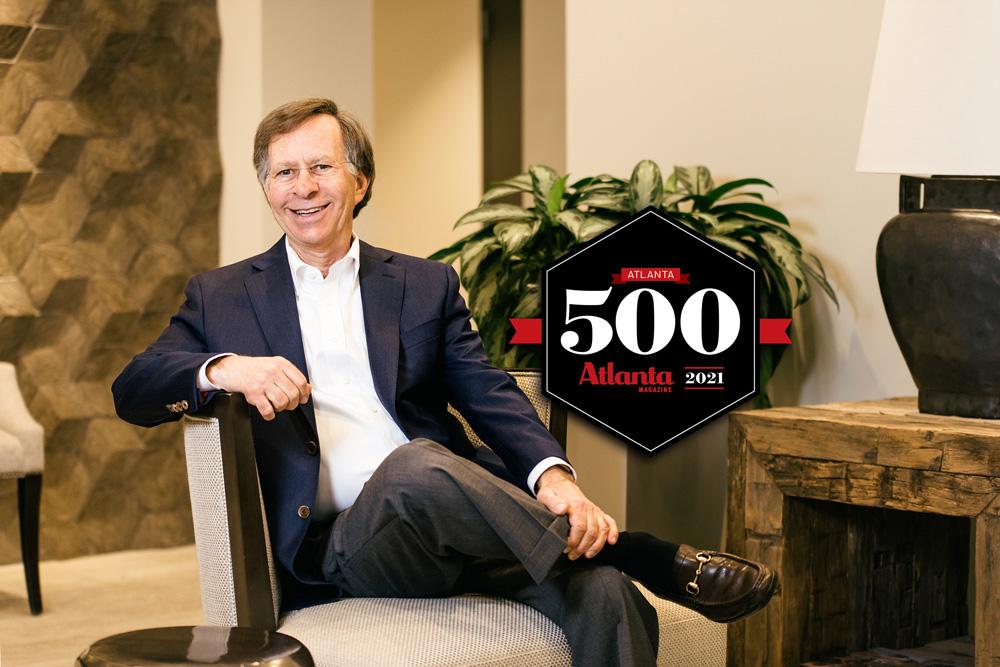 Jack Halpern Atlanta 500