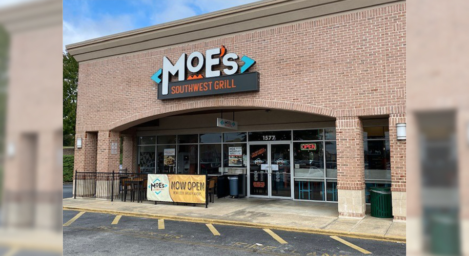 Moe's opens at Griffin Crossroads