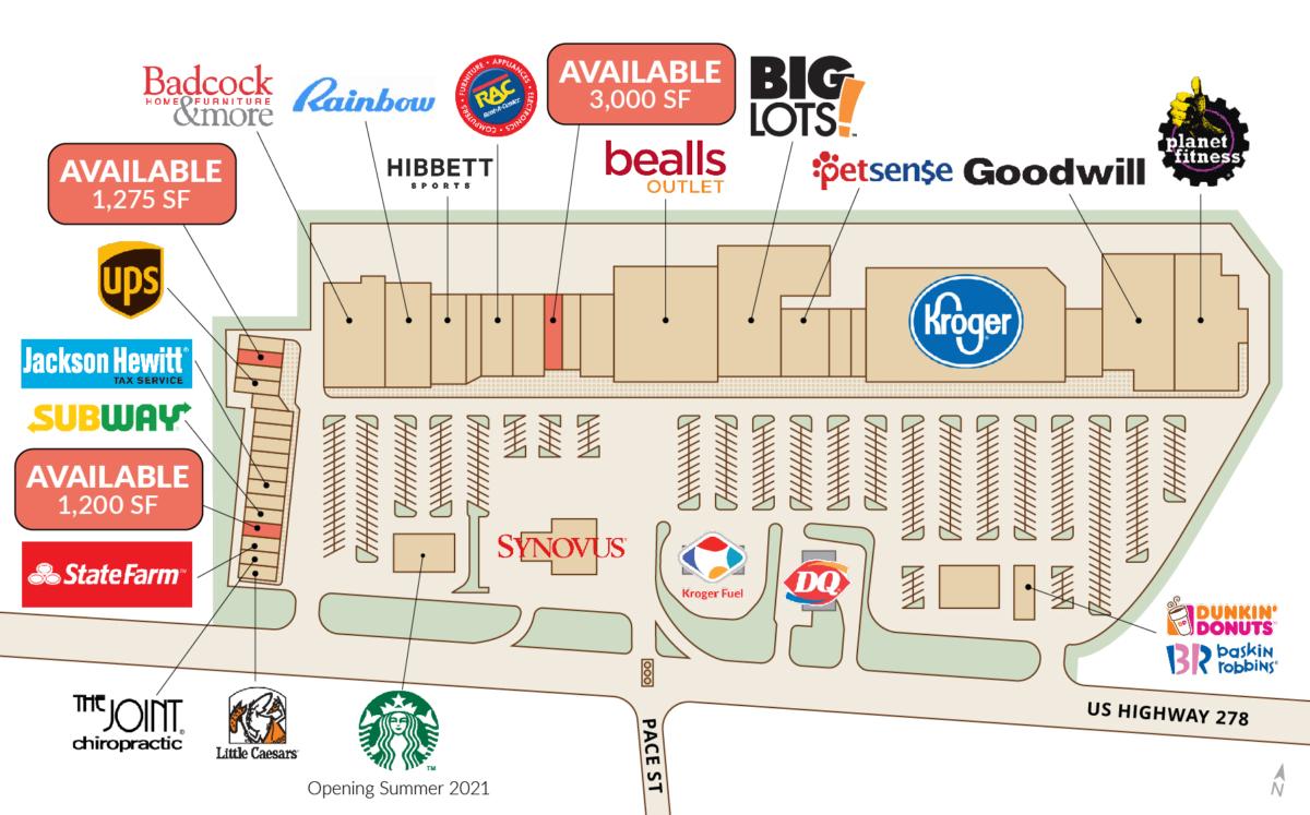 Starbucks Coming To Newton Plaza In Covington Ga