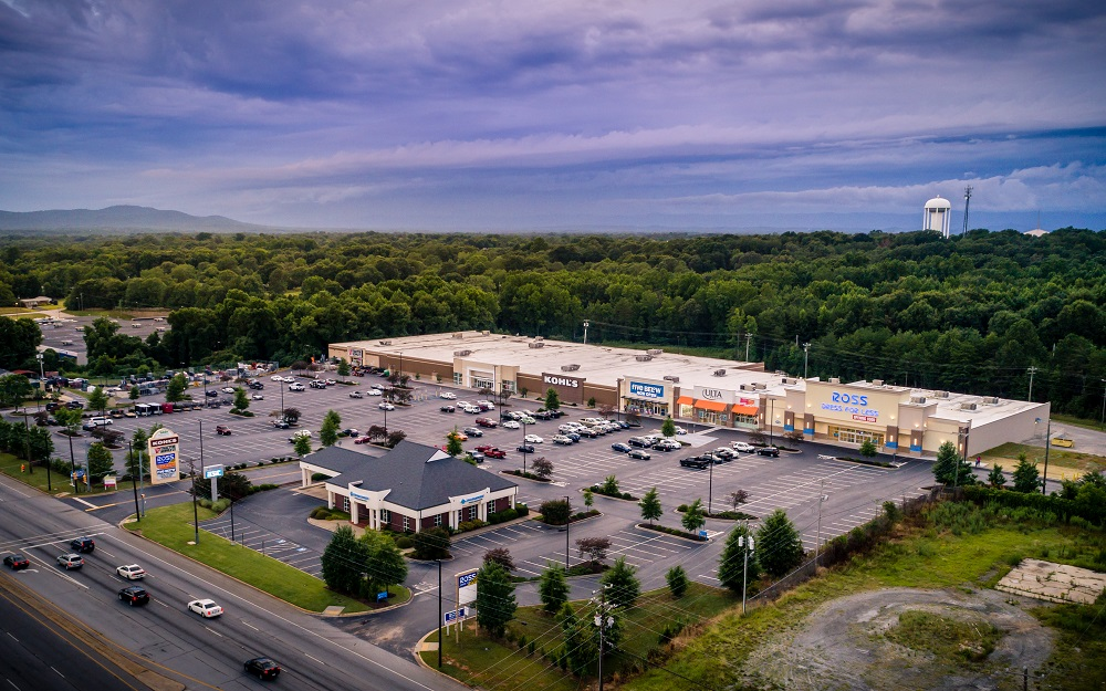 Piedmont Marketplace Aerial