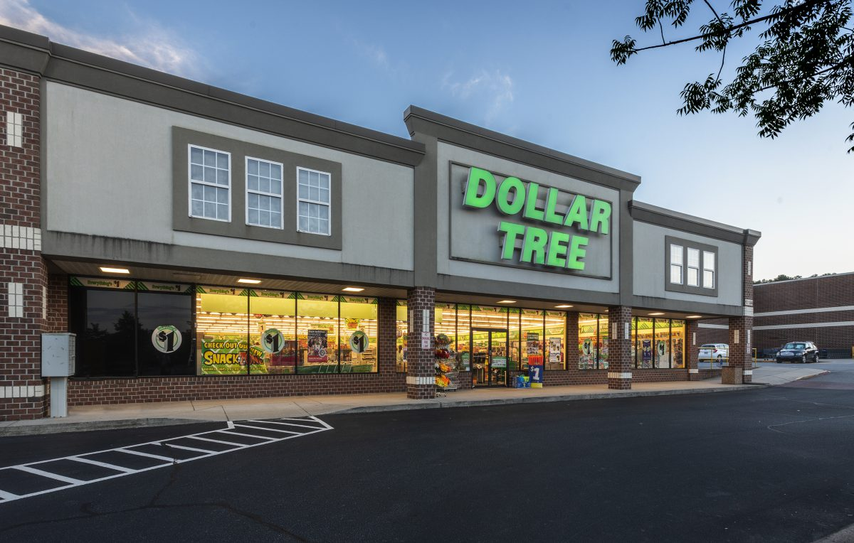 Dollar Tree at Shoppes at Trickum in Woodstock
