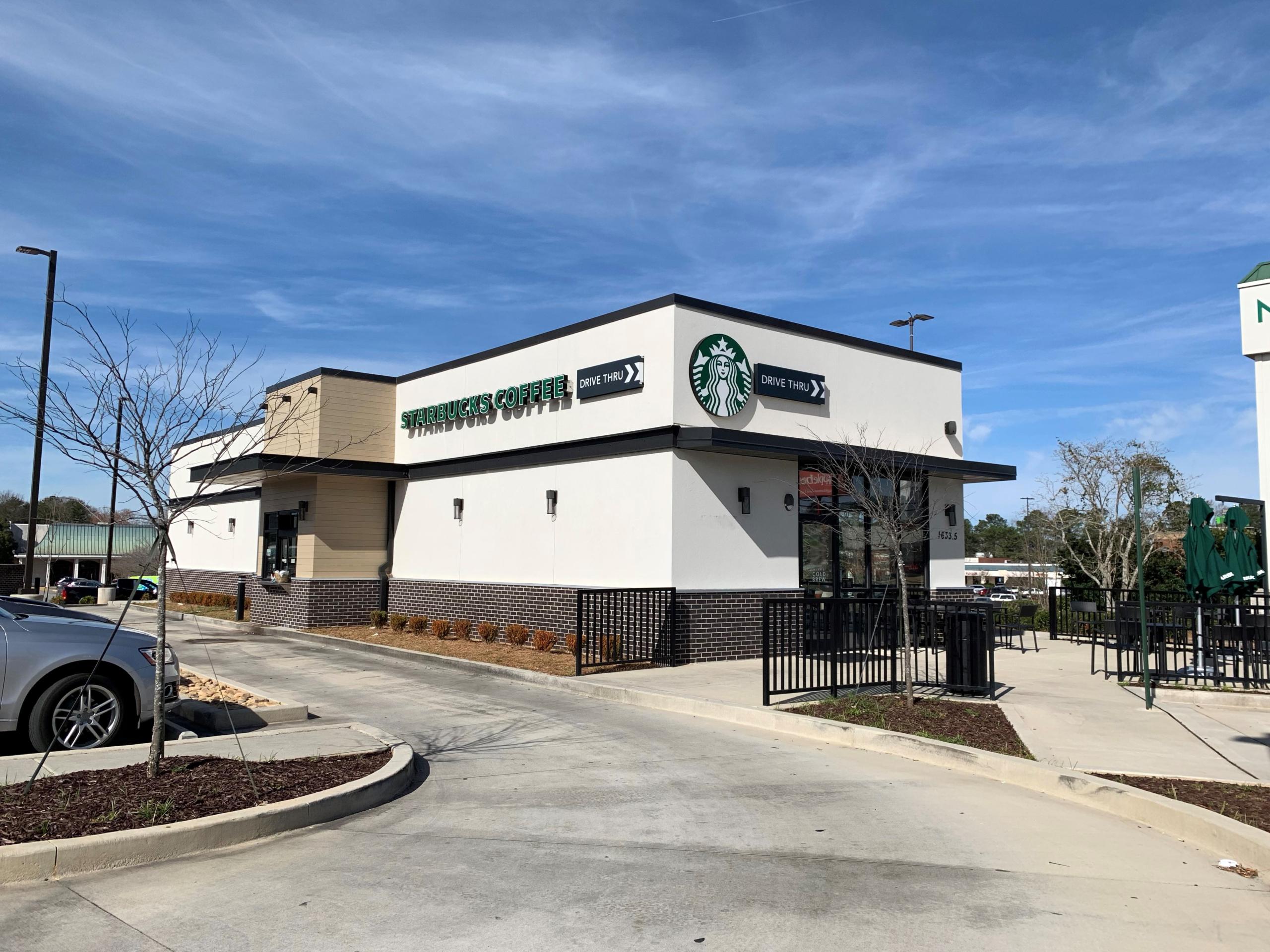 Starbucks in Griffin