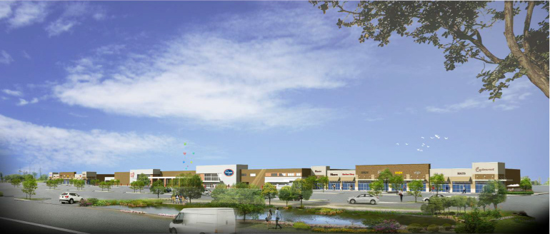 Union Grove Crossroads Rendering