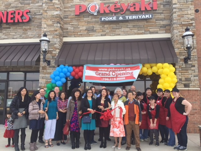 Pokeyaki at Dawson Crossroads in Dawsonville
